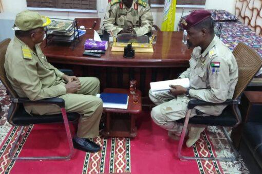 الدعم السريع يؤكد الجاهزية لحفظ الأمن وبسط هيبةالدولة بشمال دارفور