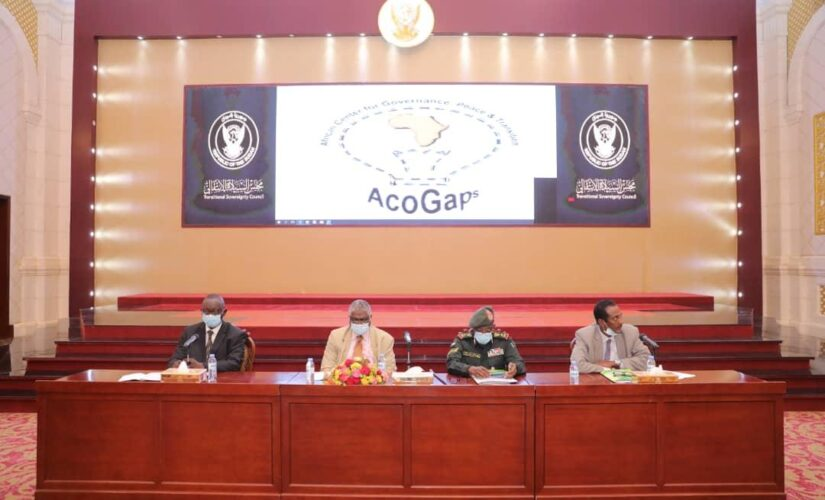 Sovereignty Council: Spreading of Weapons Threatens Peace and Stability