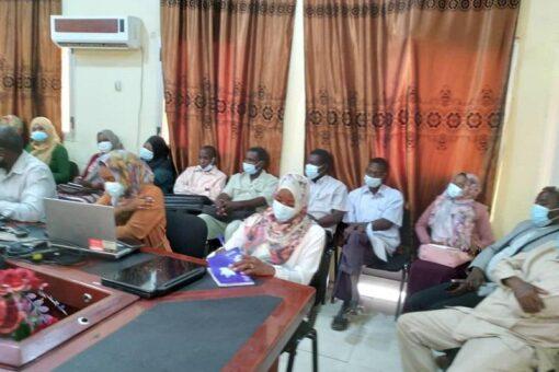 تسجيل(14 )حالة اصابة بكورونا وحالتي وفاة بشمال دارفور خلال أسبوع
