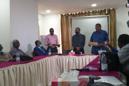 المجلس الأعلى للبيئة ينظم أول ورشة للإعلاميين بدارفور