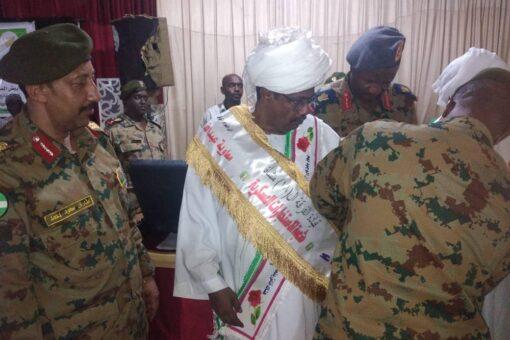 حكومة النيل الأبيض تؤكد اهمية تلاحم المؤسسات المدنية والعسكرية