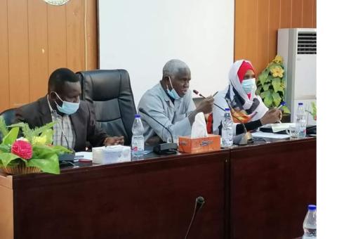 قوة مشتركة بولاية شمال دارفور لتنفيذ قرارات منع انتشار كورونا