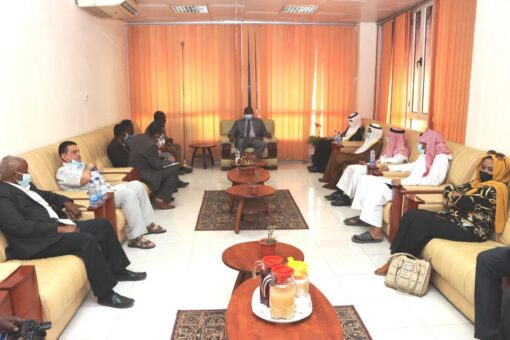 وزير الشباب والرياضة يثمن مساهمات الاتحادين العربي والسعودي