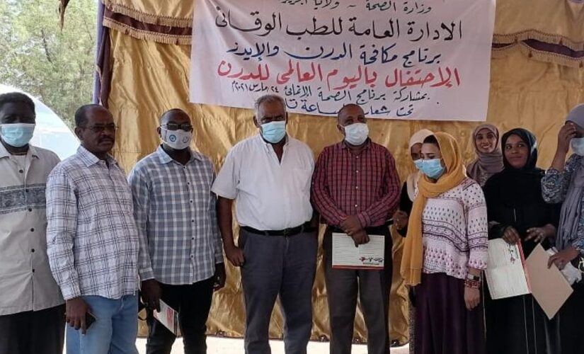 الجزيرة ومبادرة شارع الحوادث تحتفلان باليوم العالمي لمكافحة الدرن