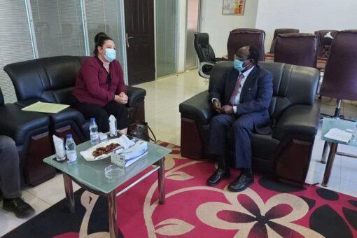 السودان وفرنسا يبحثان الترتيبات والاستعدادات المشتركة لمؤتمر باريس