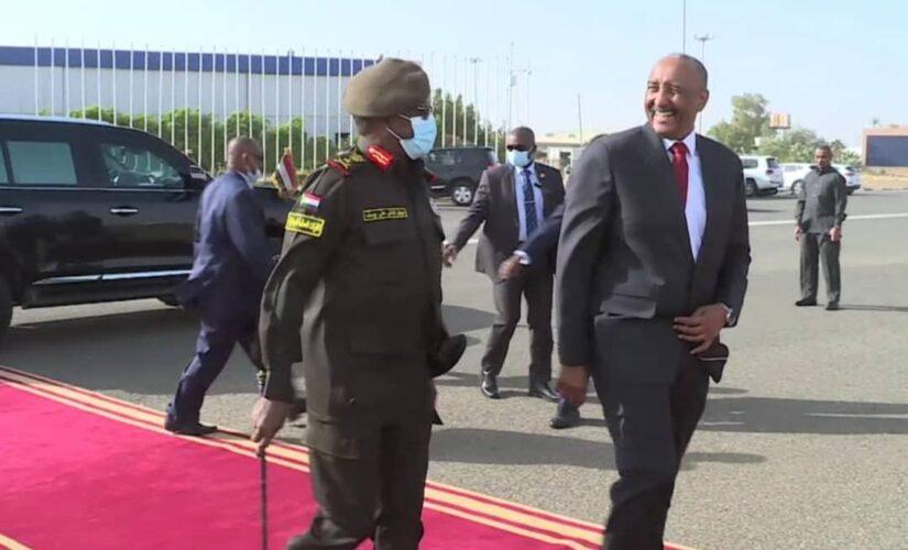 البرهان يتوجه إلى جمهورية جنوب السودان