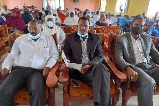 حكومة النيل الأبيض تدشن إنطلاق مبادرة أنا متطوع