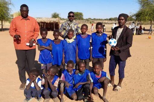 البدء في إعمار مدرسة دمرتها الحرب بشرق دارفور