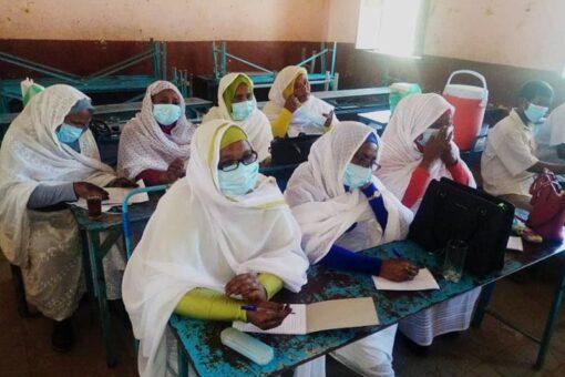 ختام برنامج تدريب المعلمين والمعلمات العودة الآمنة للمدارس بالجزيرة