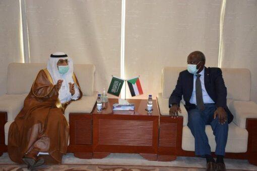 السودان والسعودية يبحثان التعاون المشترك في مجال الطاقة والنفط