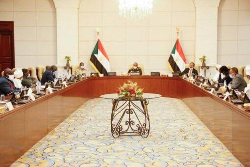 مجلس شركاء الفترة الانتقالية يرحب بإتفاق إعلان المبادئ