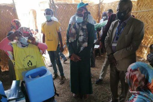 تدشين حملة التطعيم ضد الحمى الصفراء والكوليرا بالقضارف