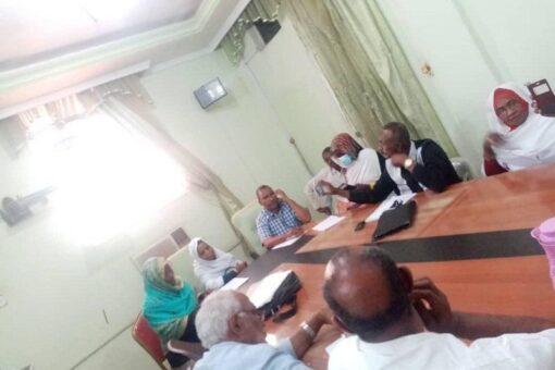 الجزيرة تدعو المنظمات لتنسيق الجهود لدعم خارطة الولاية الصحية والخدمية