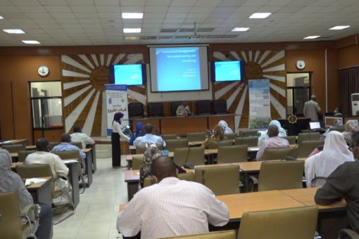 تنظيم ورشة لمشروع تعزيز القدرات الوطنية في مجال البيئة