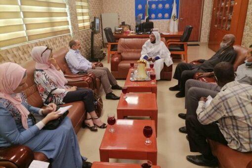 استئناف صادر اللحوم السودانية الى الاسواق الاردنية