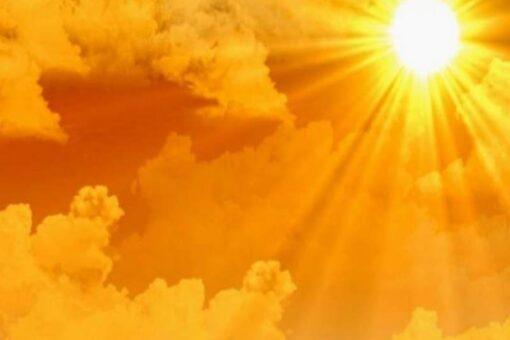 الأرصاد تتوقع طقساً حاراً إلى حار جداً خلال الأيام المقبلة