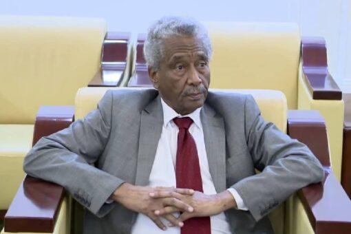 عضو مجلس السيادة الإنتقالي يشارك في مراسم تنصيب رئيس الكنغو