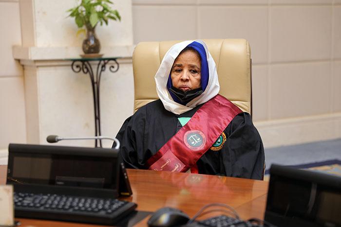 المفوضية القومية للخدمة القضائية تعقد اجتماعها الأول