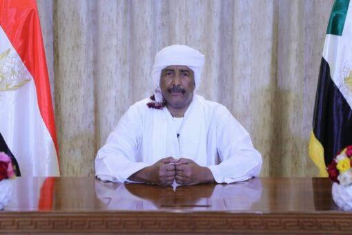 رئيس مجلس السيادة يهنئ المسلمين بحلول شهر رمضان المعظم