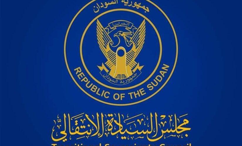 رئيس وأعضاء مجلس السيادة ينعون الرئيس التشادي إدريس دبي