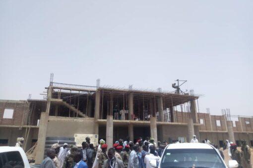 لجنة أطباء غرب دارفور:50 قتيلا و123 جريحا في أحداث الجنينة