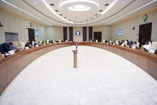 مجلس الوزراء يستعرض الأوضاع الأمنية بالبلاد ومشروعات مؤتمر باريس