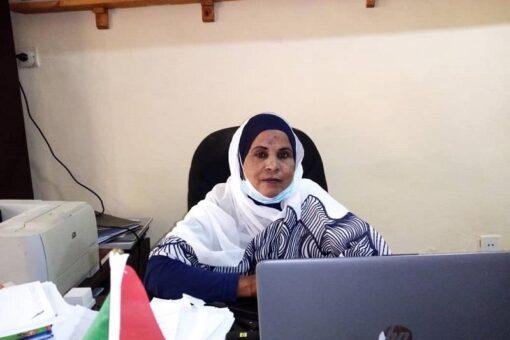 النيل الازرق:استهداف أكثر من(5)الف كادر صحي بالتطعيم ضد كوفيد-19