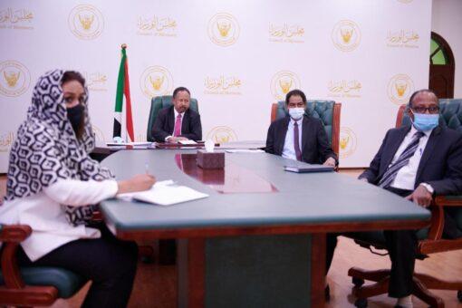 . حمدوك يستعرض فرص الاستثمار مع مجلس الأعمال السوداني الأمريكي