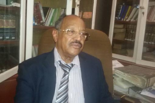 نقابة المحامين تنعي الاستاذ جلال الدين محمد السيد