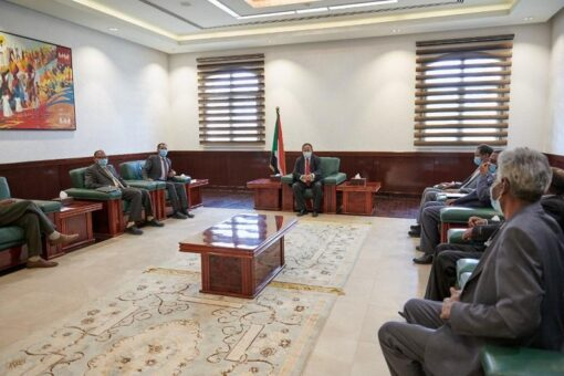 . حمدوك يترأس اجتماع اللجنة العليا لإنجاح الموسم الزراعي