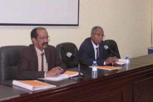 إنعقاد الإجتماع الأول للجنة مؤتمر نظام الحكم