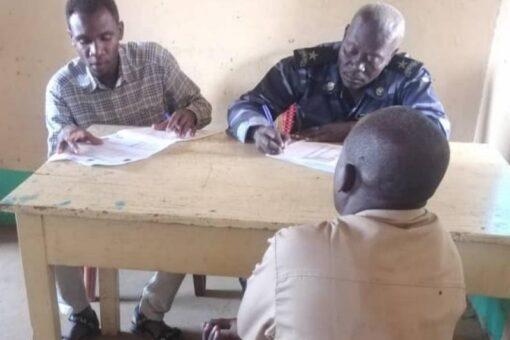 بعثة السجل المدني الولائية تختتم زيارتها لمحلية عديلة بشرق دارفور