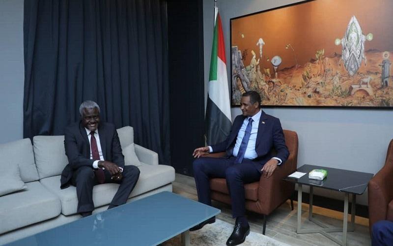 الإتحاد الأفريقي يؤكد دعمه لجهودتنفيذ سلام السودان وإلحاق غير الموقعين