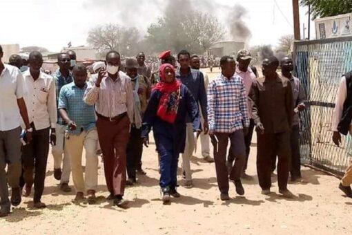 حكومة ولاية شمال دارفور تتعهد بتحقيق مطالب معتصمي محلية الطويشة