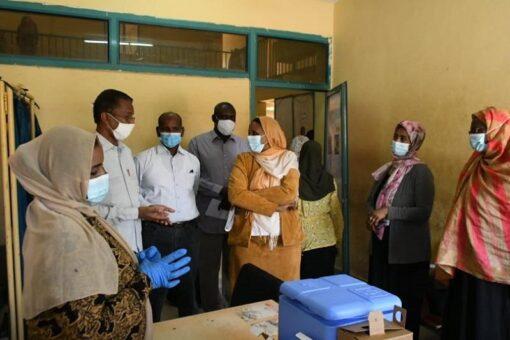 إدارة النظام الصحي بجبل أولياء تعلن استمرار التطعيم بلقاح كورونا
