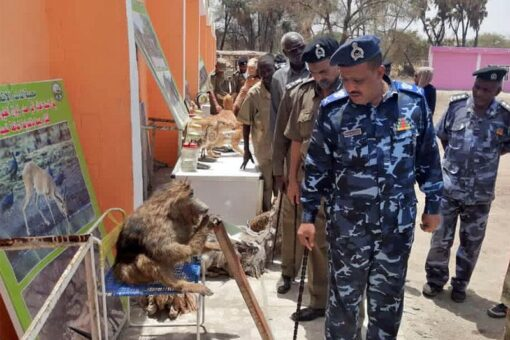 شرطة سنار تؤكد أهمية حماية الموارد الطبيعية