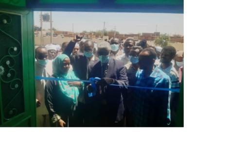 إفتتاح مستشفى تمبول للأطفال