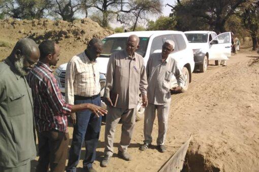 وكيل الري يدعو المزارعين لتأمين وحماية الابوب والمنظمات المائية