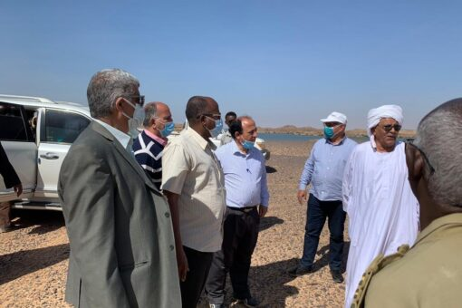 اتفاق لتكوين لجنة مشتركة لتشييد ميناء وادي حلفا الجديد