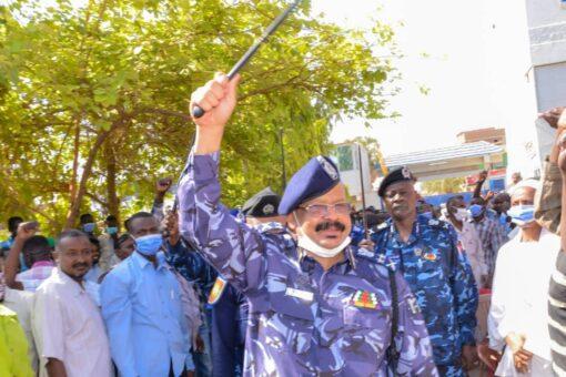 مدير عام الشرطة يؤكد الدور المتعاظم للمباحث المركزية