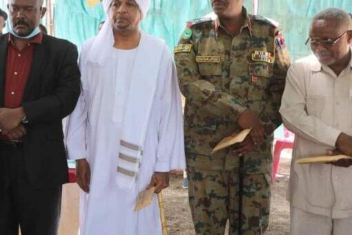 قائد اللواء الخامس بأم براكيت يؤكد:استرداد 95%من الأراضي المغتصبة بالفشقة