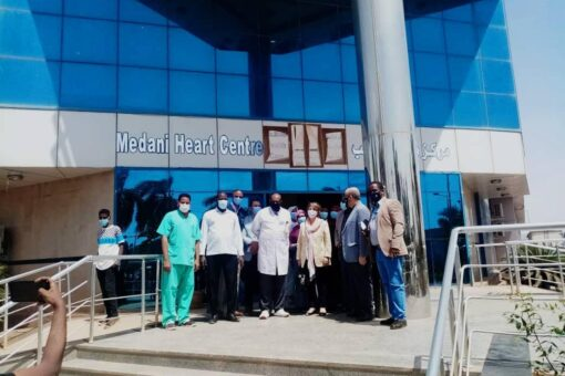 منظمة الصحة العالمية تتفقد عددا من المؤسسات الصحية بالجزيرة