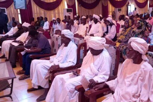 حزب الشعب القومى يعقد مؤتمره التأسيسى بولاية النيل الأبيض