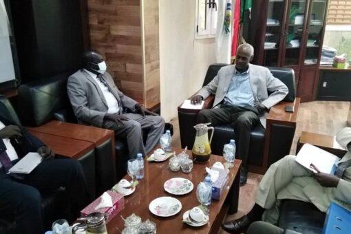 وزير الري يجنوب السودان:مخاوف الخرطوم من الملء لسد النهضة مشروعة