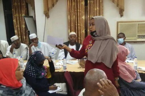 التأمين الصحي بنهر النيل يختتم ورشة الضبط المالي والإداري بالصيدليات
