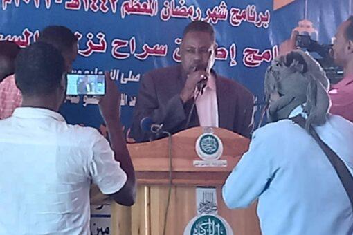 زكاة النيل الأبيض تنفذ برنامج إطلاق سراح نزلاء السجون