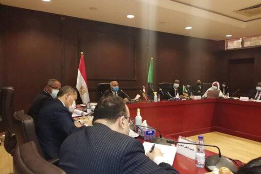 الطرفان السوداني والمصري يؤكدان على تعزيز التعاون في مجال النقل