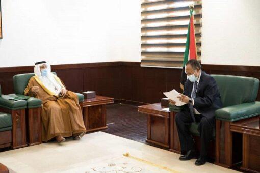 حمدوك يؤكد حرص السودان على تفعيل الاتفاقات مع السعودية
