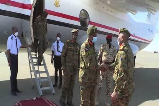 ياسر العطا : القوات المسلحة صمام أمان السودان ووحدته وامنه