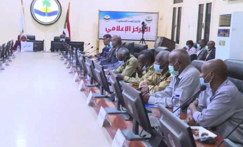 ياسر العطا يترأس إجتماع مجلس وزراء حكومة ولاية نهر النيل